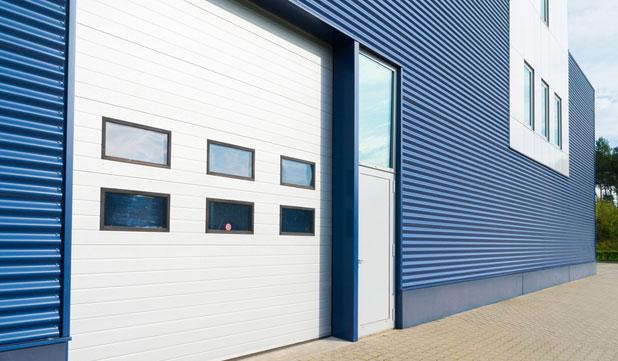 Commercial Overhead Garage Door Repair New York Nyc