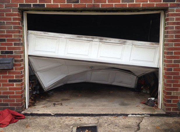 Fix garage door Brooklyn