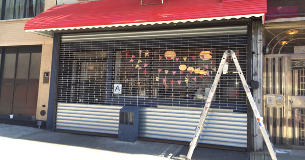 Same Day Roller Shutter Rollup Door Services Manhattan